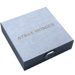 ATRAX MORGUE Silver Box 9xCD