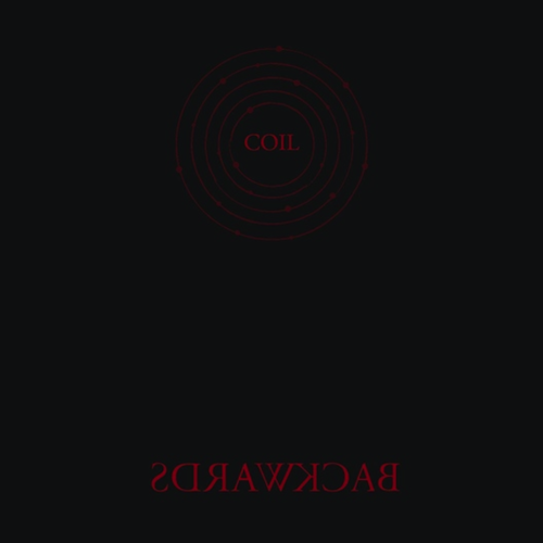 COIL Backwards CD