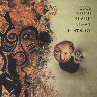 COIL ‎presents Black Light Destrict CD