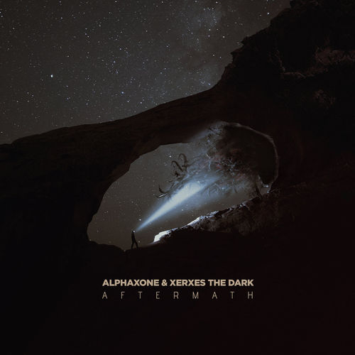 ALPHAXONE / XERXES THE DARK Aftermath CD