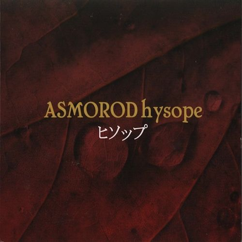 ASMOROD Hysope CD