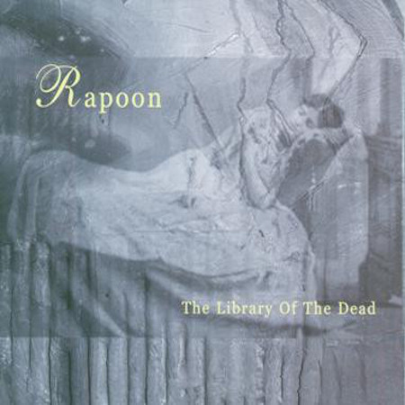 RAPOON Library Of The Dead CD