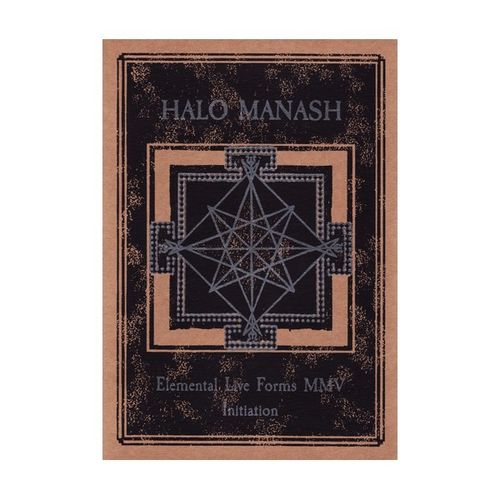 HALO MANASH Elemental Live Forms MMV - Initiation CD