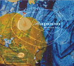 RAPOON Wasteland Raga CD