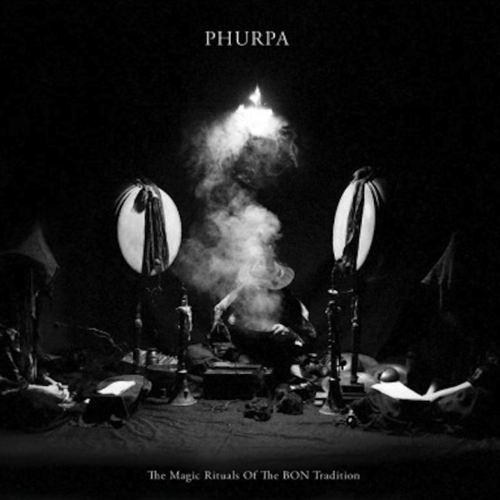 PHURPA The Magic Rituals Of The BON Tradition CD/DVD
