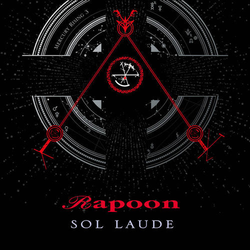RAPOON Sol Laude: Mercury Rising 3 - CD