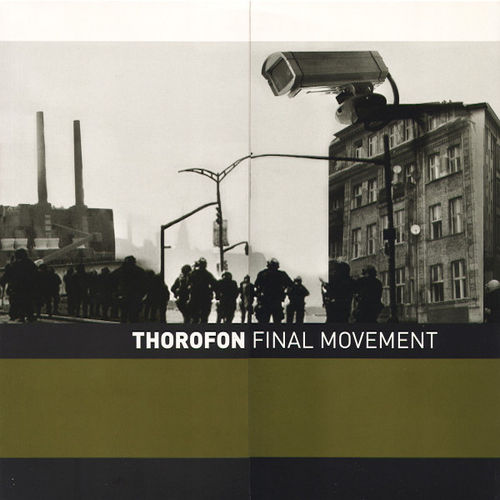 THOROFON  Final Movement / Bloodheat LP/10inch SET