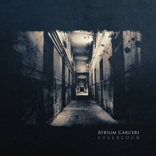 ATRIUM CARCERI Cellblock CD