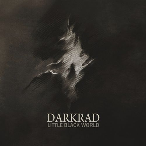DARKRAD Little Black World CD