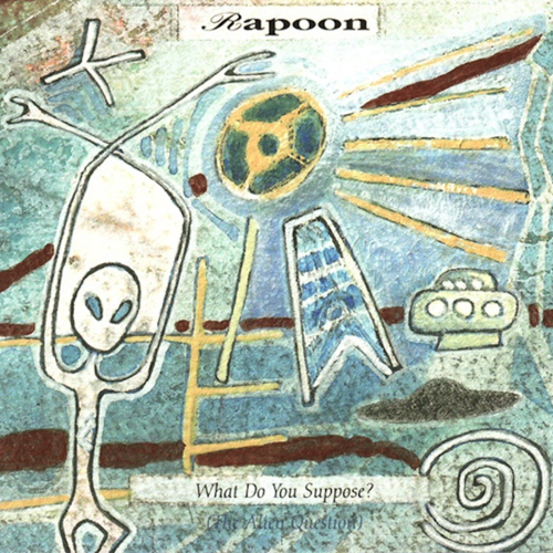 RAPOON What Do You Suppose? / Project Blue Book 2xCD