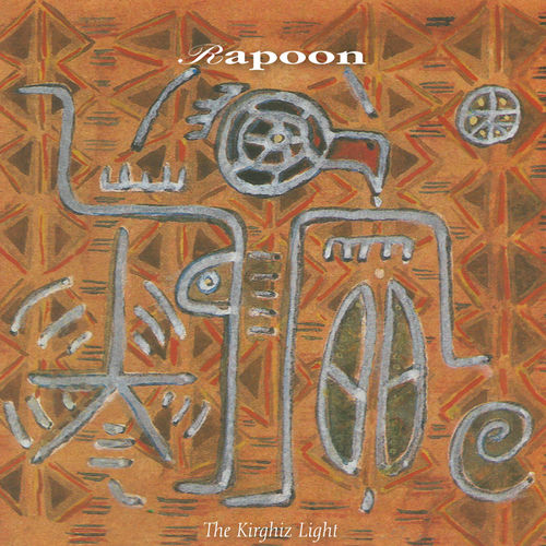 RAPOON The Kirghiz Light 3xCD