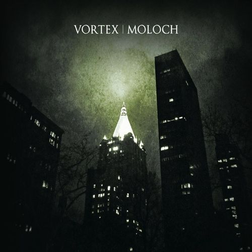 VORTEX Moloch CD/DigiBook