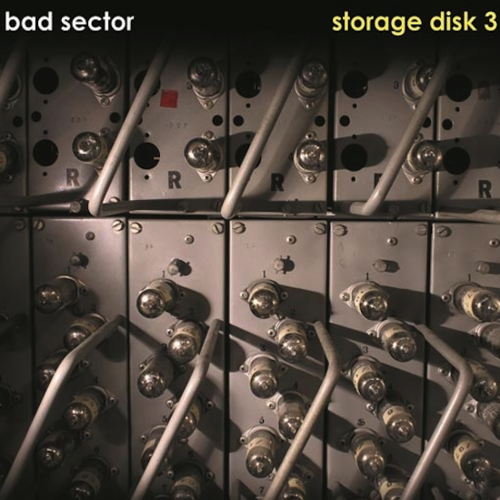 BAD SECTOR Storage Disc Pt. 3 CD