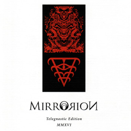 ARKTAU EOS Mirrorion - Telegnostic Edition CD