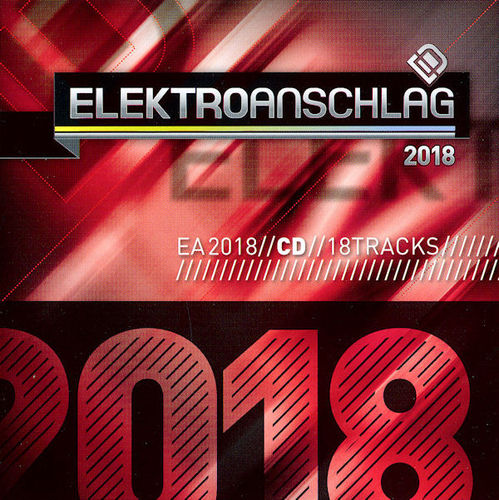 V.A. Elektroanschlag 2018 CD (fjernlys, black lung, winterkälte, dead voices on air)