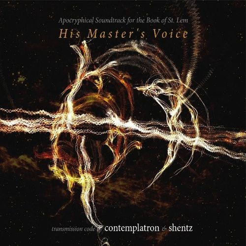 CONTEMPLATRON / SHENTZ His Masters Voice CD