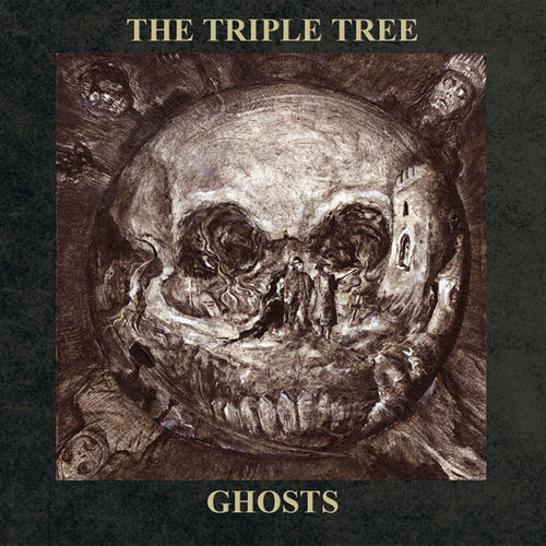 THE TRIPLE TREE Ghosts CD