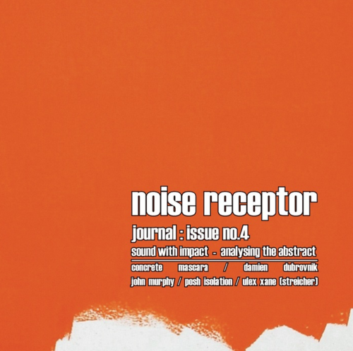 ZINE NOISE RECEPTOR # 4 (English)