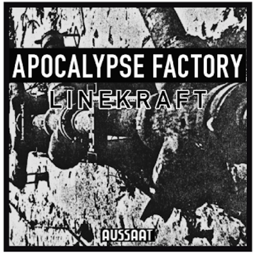 LINEKRAFT Apocalypse Factory CD