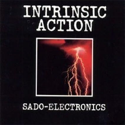 INTRINSIC ACTION Sado Electronics CD