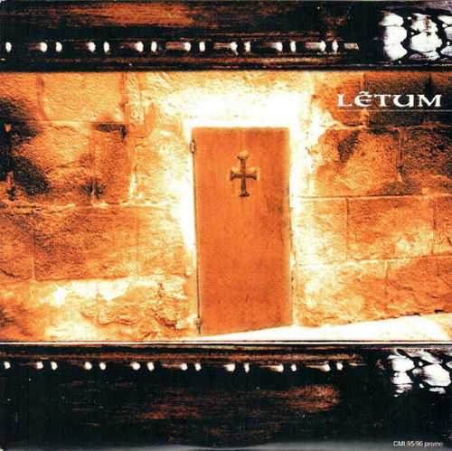 LETUM The Entrance To Salvation CD (cmi)