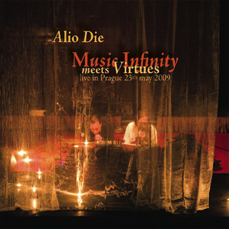 ALIO DIE  Music Infinity Meets Virtues CD
