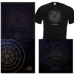 INADE Aldebaran 2xLP / CD / T-Shirt / Poster BUNDLE