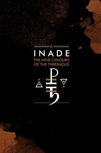 INADE The Nine Colours of the Threshold TAPE